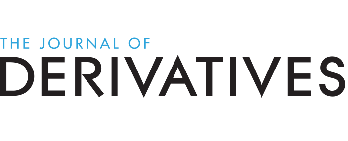 The Journal of Derivatives